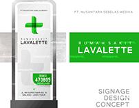 Desain Signage