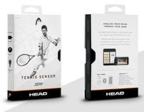 HEAD RACQUET SPORTS - TENNIS SENSOR