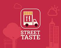 StreeTaste — Mobile App