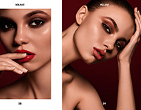 VOLANT MAGAZINE BEAUTY ISSUE