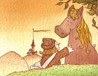 Un cavallo per Occhibella