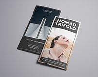 Nomad Trifold Brochure