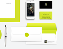 Brand Identity for fitness company