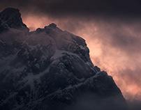 Peaks of Arctic Norway