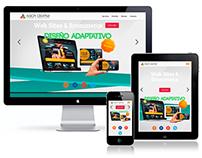 Diseño Web Responsive - Fusion Creativa