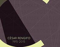 Poster, Centenario Rengifo