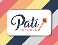 Pati Lanches - Branding