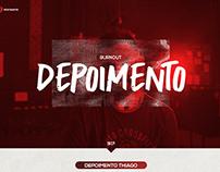 Depoimento Burnout - Produção de Vídeo.