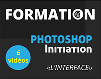 Formation Photoshop Initiation - L'interface.