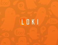 Loki - PSD & HTML OP Template