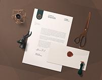 The Lolly Box   Luxury Stationery Brand Identity