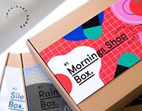 Mornings Shop Box - Imaginary Shops