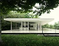 The Olnick Spanu House / Full CG
