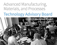 Technology Advisory Board Workshop Series