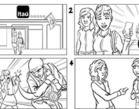 Chubb Insurance Corporate Storyboards