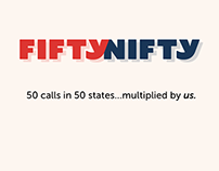 Fifty Nifty Mobile Application Design