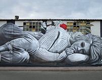 """The Sleeper II"". As Pontes, Spain."