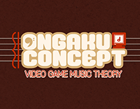 Channel Branding for Ongaku Concept