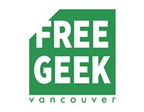 """Free Geek"" Re-brand"