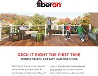 E-blast for Fiberon