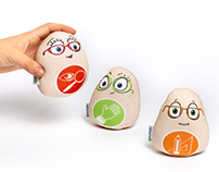 """""""Okostojás"""" Learning game for children"""