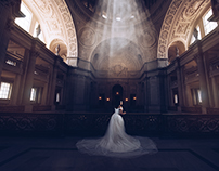 Conceptual Wedding Photo Editing - www.retouchlab.net