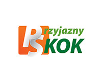 Przyjazny SKOK - logotype for credit union newspaper