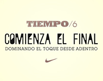 Nike - recap tiempo 6