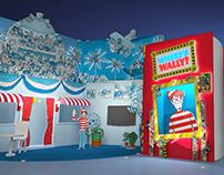 Wally's fantasy journey
