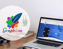 Graphicso Website