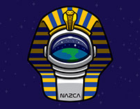 Pharaoh Astronaut