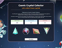 Cosmic Crystal Collector