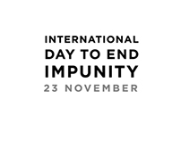 International Day to End Impunity