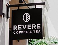 Revere Coffee & Tea - Brand Identity