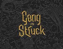 LARK - Gong is Struck
