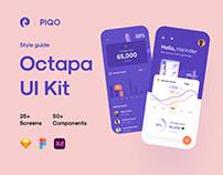 Octapa UI Kit