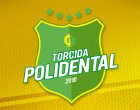 Torcida Polidental - South Africa 2010