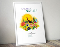 Knights of Nature - Faber-Castell Campaign