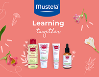 Mustela® Learning together