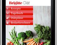 Brigitte Magazine App