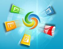 Aspose Home Page Header Carousel & Main Menu