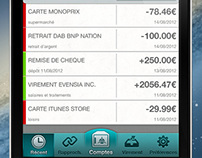 iOS Bank App