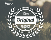 5 Retro Badges - Freebie