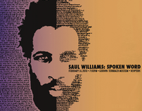 Saul Williams: Spoken Word