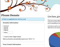 HTML 5 Rework