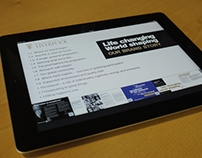 University of Liverpool 'Brand Story' iBook