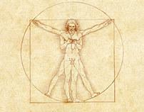 Vitruvian Texter