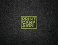 PRINT CAMPAIGN