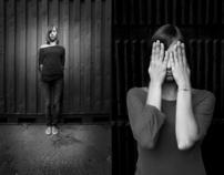 Diptych Portraits B&W