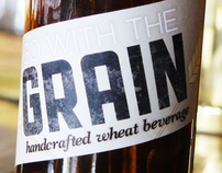 Grain Non-Alcoholic Wheat Beverage